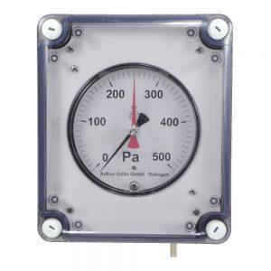Produktbild: Differenzdruckanzeiger DA2000-S