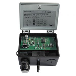 Produktbild: Differenzdrucksensor DS85P...E
