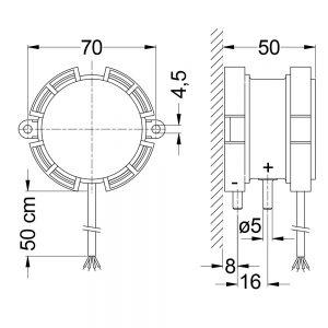 DIFFERENZDRUCKSENSOR DS85p KON 1000x1000 300x300 - Mehrbereichsdifferenzdrucksensor DS85P