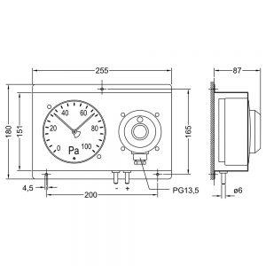Differenzdruckanzeiger DA2000 K Kon 1000x1000 300x300 - Differenzdruckanzeiger DA2000-K