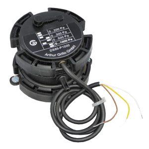 DIFFERENZDRUCKSENSOR DS85P 750x750 300x300 - Mehrbereichsdifferenzdrucksensor DS85P