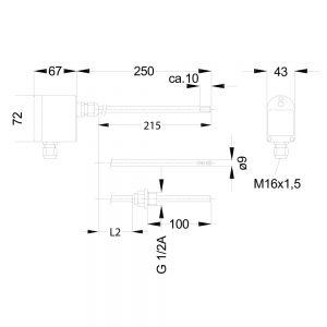 MEHRBEREICHSMESSUMFORMER PFT22A kon 1000x1000 300x300 - Temperaturfühler PFT22 Serie