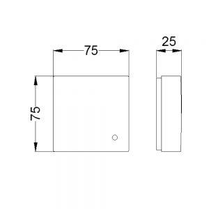 MEHRBEREICHSMESSUMFORMER PFT22R kon 1000x1000 300x300 - Temperaturfühler PFT22 Serie
