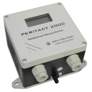 Differential pressure transmitter PERITACT 2000 750x750 300x300 - Low pressure transmitter PERITACT 2000