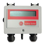 Product picture: Differential pressure / Volume flow controller DPC200-R