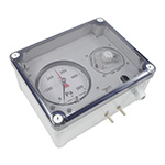 Product picture: Manometer DA2000KS (pressure switch + IP66)