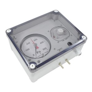 Product picture: Manometer DA2000KS (pressure switch + IP66)