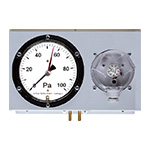 Product picture: Manometer DA2000K (with pressur switch)