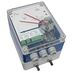 Product picture: Differential pressure gauge PERITACT 80