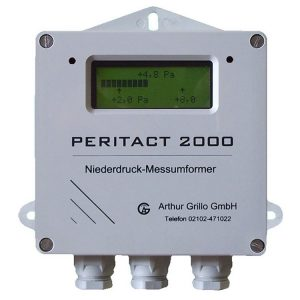 Product picture: Low pressure transmitter PERITACT 2000K10