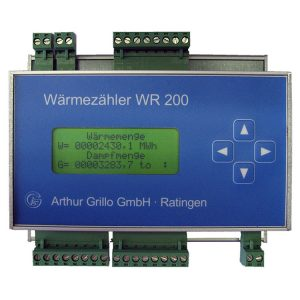 Product picture: Heat meter WR200D for steam
