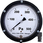 Product picture: Manometer DA2000A