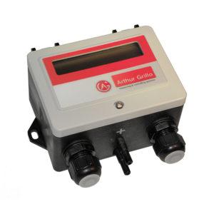 Produktbild:Mehrbereichs Differenzdruckregler für Hvac / Volumenstromregler DPC310