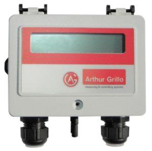 Produktbild: Mehrbereichs Differenzdruckregler für Hvac / Volumenstromregler DPC310